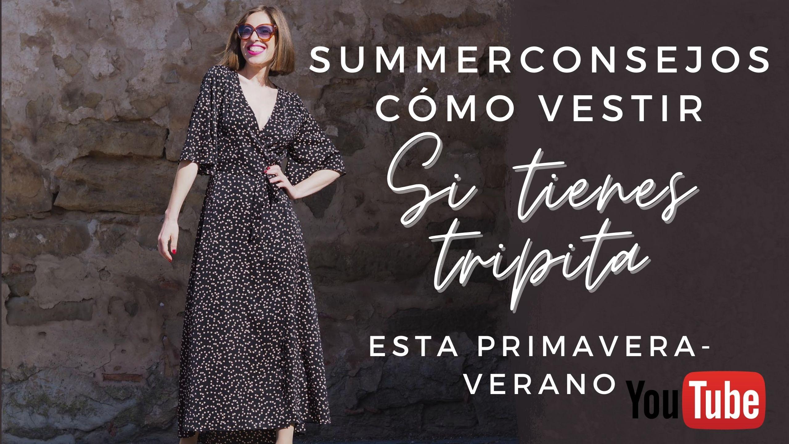 VÍDEO- Cómo vestir si TIENES TRIPITA – TIPS