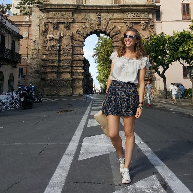 SICILIA II: PALERMO CON UN LOOK SPORT