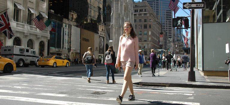 CHANEL EN NUEVA YORK